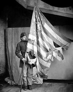 1860-65 MR Civil War Flag of Pennsylvania Infantry