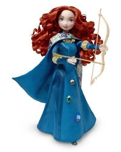 Disney Princess Brave Merida Doll