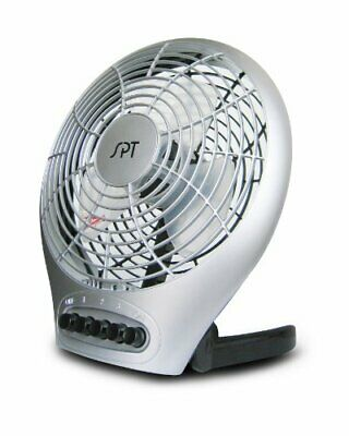 "7"" Table Fan with Ionizer"