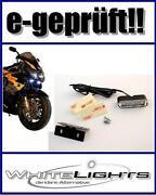 Tagfahrlicht Motorrad