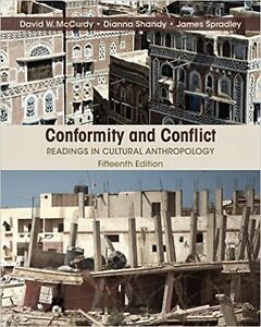 Conformity and Conflict: Readings in Cultural Anthropology Kitchener / Waterloo Kitchener Area image 1