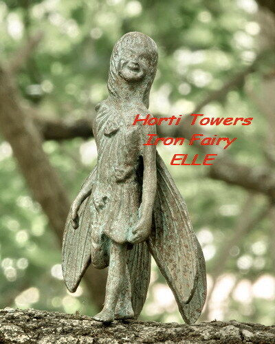 """ELLE - """"The Iron Fairies"""" (Fairy of Wellbeing) in New Bag Packaging"""