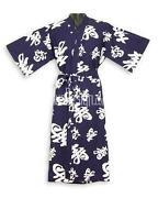 Long Japanese Kimono