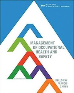Recruitment and Selection in Canada & Management of Occupational