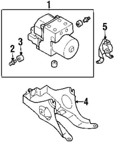 subaru abs module ebay 2014 Subaru Forester