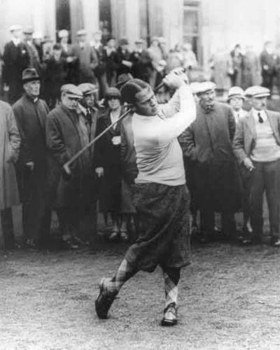 The Effects of Bobby Jones and Tiger Woods on U.S History