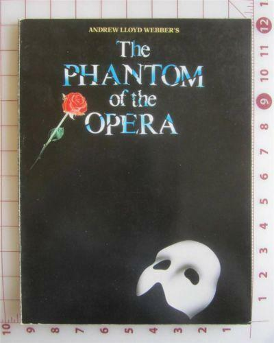 Phantom Of The Opera Sheet Music