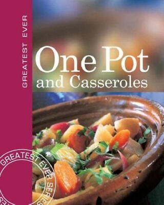 , One Pot and Casseroles (Greatest Ever S.), Very Good, Ring-bound