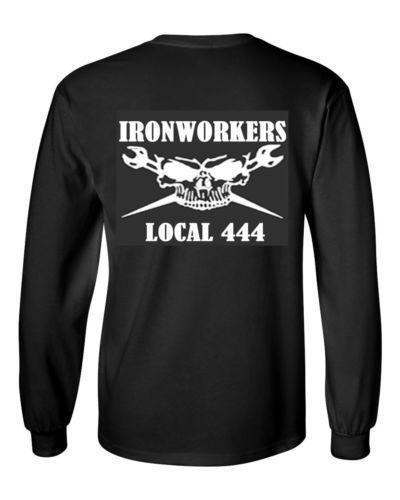 Ironworker Shirts   eBay