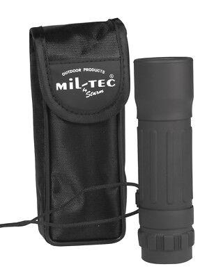 Mil-Tec Monokular 10-fach Zoom 25mm 11x3x3cm Fernrohr Feldstecher Fernglas