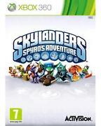Skylanders Spyro Adventure Xbox 360