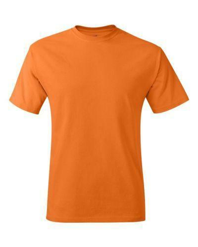 bulk orange t shirts ebay