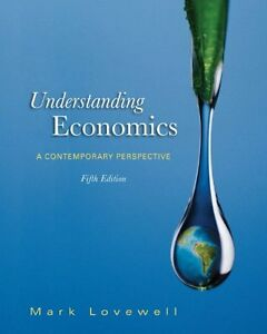 Understanding Economics, 5th Edition