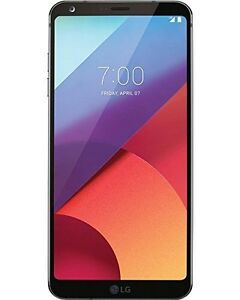 LG G6 Brand New in box black 32 Gb Fido Chatr Rogers only