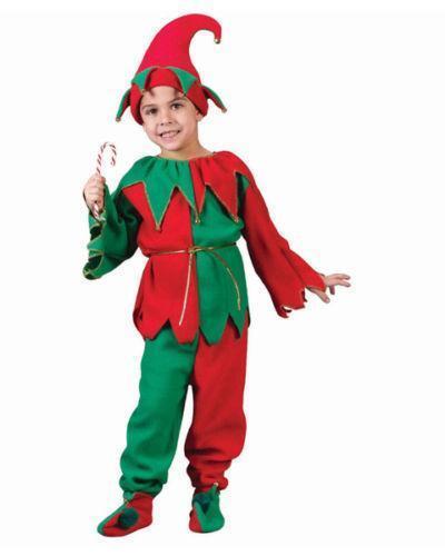 kids elf costume ebay - Christmas Elf Costume
