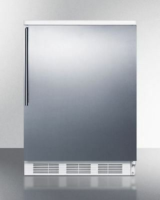 Medical Counter-Height General All-Refrigerator Stainless S. FF6BI7SSHV