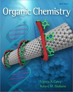 Organic Chemistry Textbook + Solution Manual