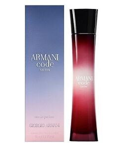 Giorgio Armani Code Satin EDP for Women