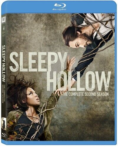 Sleepy Hollow: Season 2 - 4 DISC SET (2015, REGION A Blu-ray New)