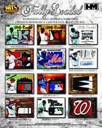 Memorabilia Baseball Cards