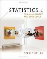 Statistics for Management and Economics (with CD)