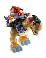 Jouet-Toy-Fisher Price Imaginex Mega T-Rex-Ages 3 to 8