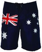 Australia Flag Shorts