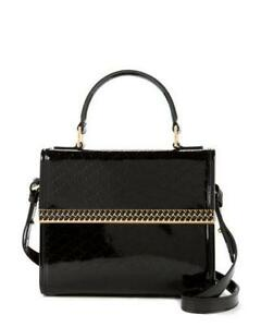 Ted Baker Black Patent Bag