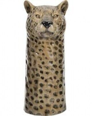 leopard Flower Vase By Quail Ceramics Looks Great With Or Without Flowers