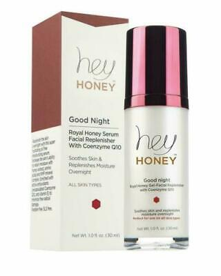 Hey Honey Good Night - Royal Honey Serum Facial w/ Coenzyme Q10, 30 ml #2242