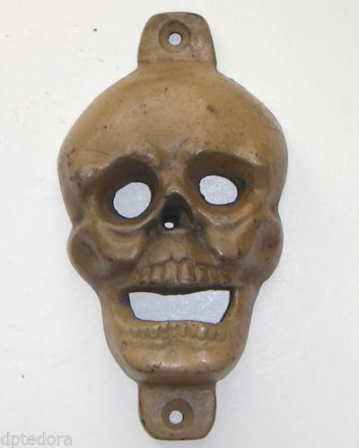 Skull Bottle Opener Ebay