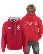 Welsh Rugby Hoodie