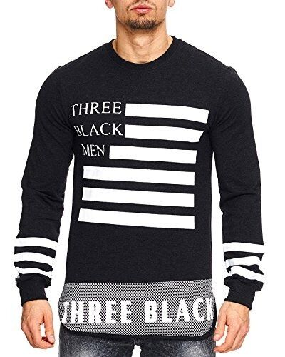 Three-Black