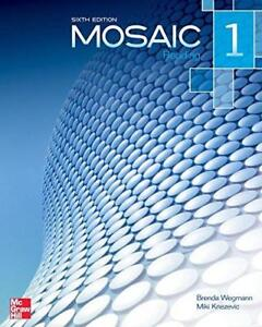 Used Mosaic 1 Reading Student Book
