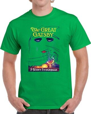 Great Gatsby Movie Clothes (The Great Gatsby T-Shirt Unisex Novelty Glam Fashion Gift Movie Tee Top)