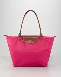 Pink Longchamp Bag 55e82ba951314