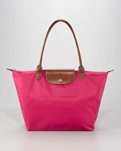Pink Longchamp Bag e3bbfd12a19c7