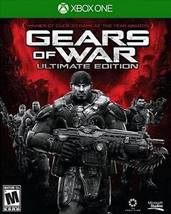 Selling/Trading Xbox One SEALED Gears Of War Ultimate Edition
