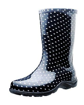 Sloggers Women's Waterproof Rain and Garden Boot with Comfor