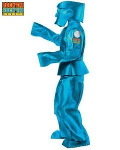 Rockem Sockem Robots Costume  sc 1 st  eBay & Robot Costume   eBay