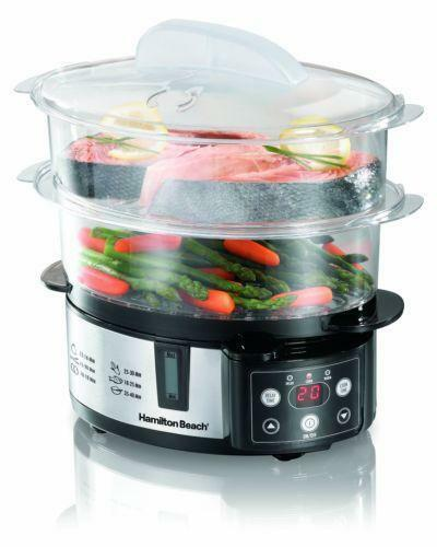Electric Vegetable Steamers