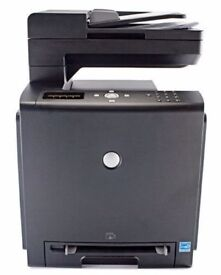 Dell 2135cn Multifunction Color Laser Printer