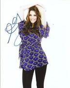Ashley Greene Autograph