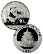 1 oz Silver Panda