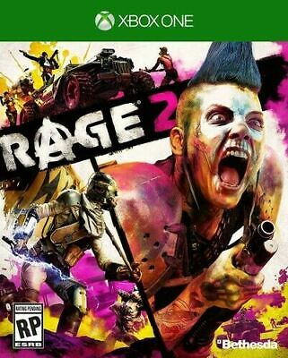 Rage 2 - Xbox One - Free Shipping - Factory Sealed!