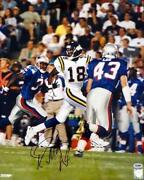 Randy Moss Signed Photo