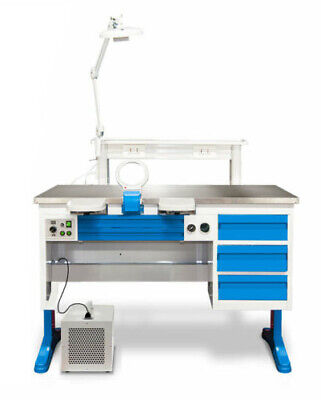 Single Dental Lab Workstation Bench W Free Shipping
