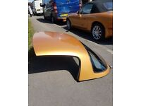 Genuine Mazda MX5 Roadster Hardtop - Gold