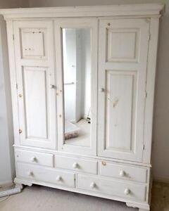 White Painted Furniture painted furniture | ebay