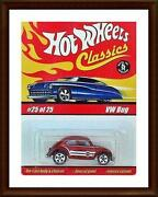 Hot Wheels Classics VW Bug